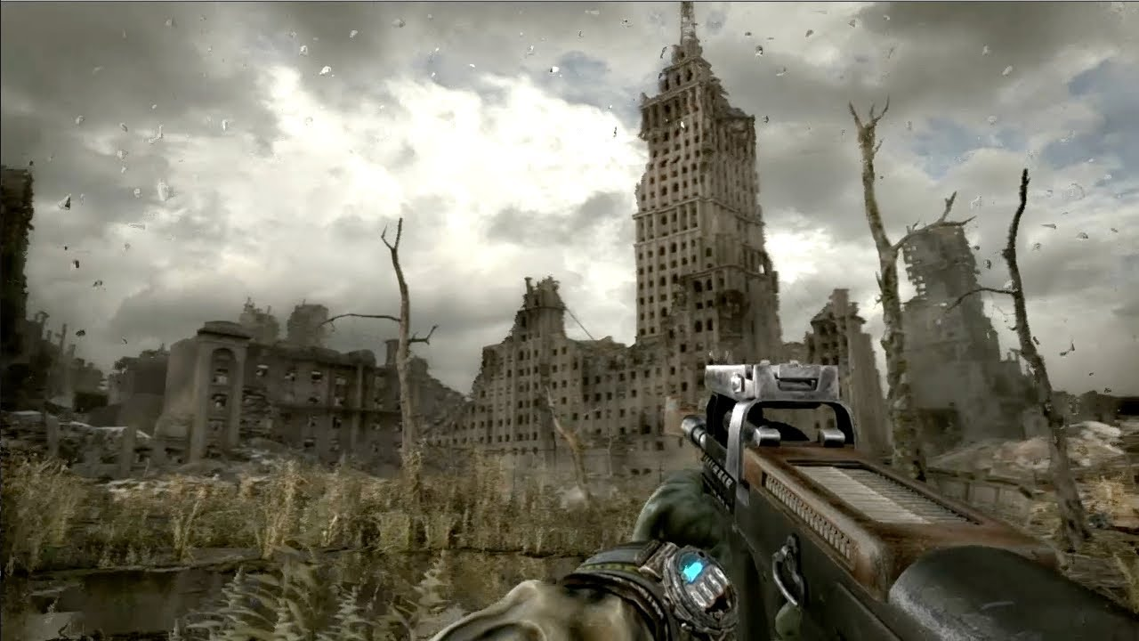 metro last night game pc terbaik dan ringan