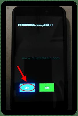Memasang TWRP Xiaomi Redmi 4X