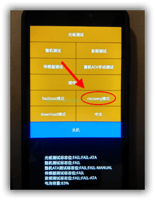 Pasang TWRP Xiaomi Redmi 4X