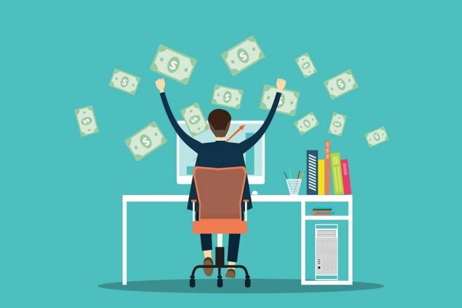 Mendapatkan uang tambahan dari internet tanpa keluar modal