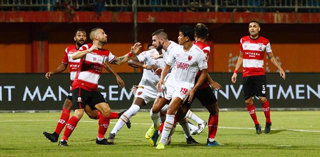 Hasil Madura United vs PSM Makasar Piala Indonesia