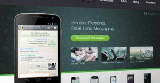 Whatsapp Web Tidak Bisa Dibuka