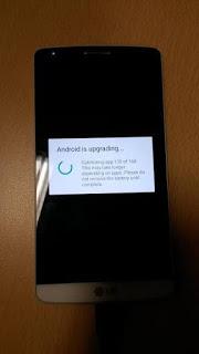 mengatasi android is upgrading dengan mudah