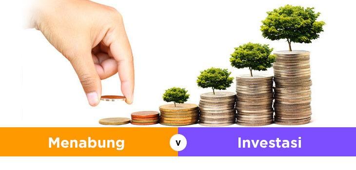 jangan sampai salah langkah dan mengartikan anatara menabung dengan investasi