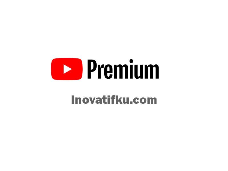 cara berlangganan youtube premium