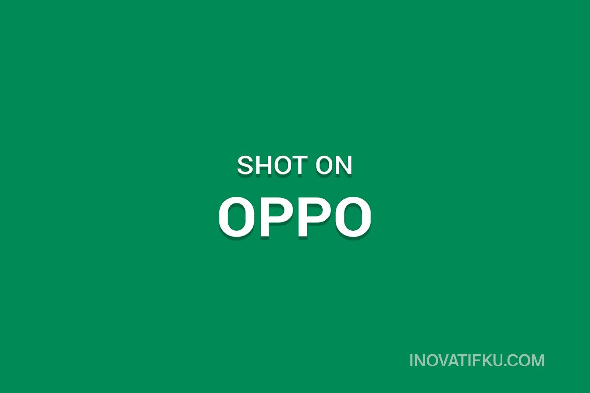cara membuat watermark di kamera OPPO