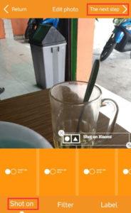 cara menampilkan watermark di kamera xiaomi
