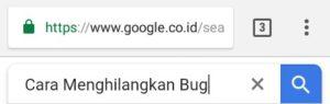 cara menghilangkan bug di android dengan cepat dan mudah