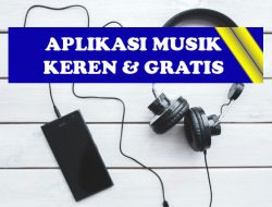 rekomendasi aplikasi musik gratis