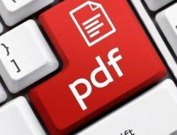 kompres pdf sesuai ukuran yang diinginkan