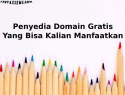 penyedia domain gratis