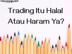 trading halal atau haram