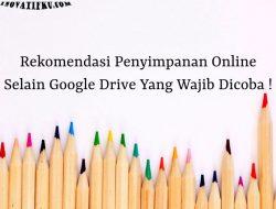 penyimpanan selain google drive