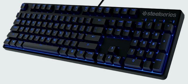 best gaming keyboard steelseries apex m500