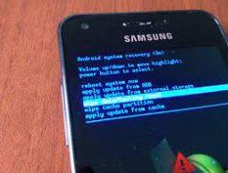 recovery mode handphone samsung